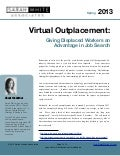 Virtual Outplacement Service Proves to Benefit to Unemployed Workers