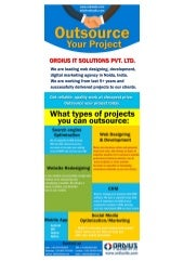 Outsource Your Project