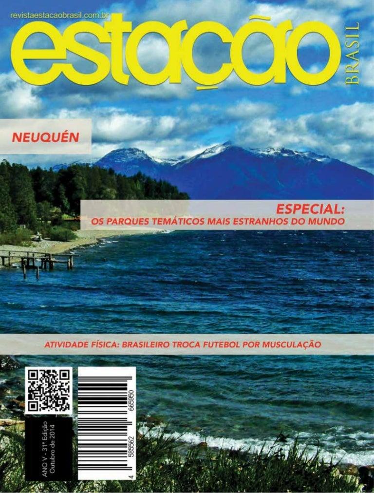 Revista Estação Edição 30 de Outubro