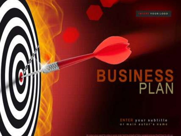 business plan ppt - Ocife