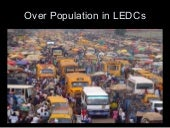 Over Population In Led Cs