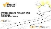 Introduction to Amazon Web Services by i2k2 Networks