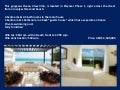 Ocean View Villa with Beach Front Lot - Playa del Carmen - Mexico