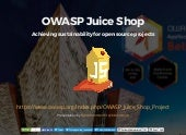 Owasp Juice Shop: Achieving sustainability for open source projects