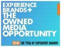 Qwned media strategy for experience brands