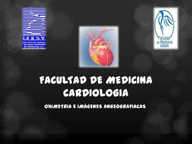 Oximetria y angiografia