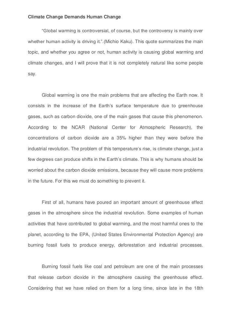 essay on climate change co essay on climate change essay global warming