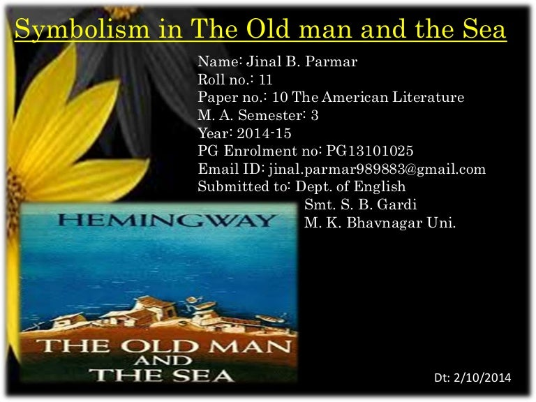 old man and the sea symbolism essay