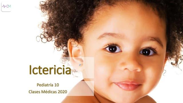 P10 ictericia Neonatal