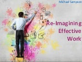 Re-Imagining Effective Work