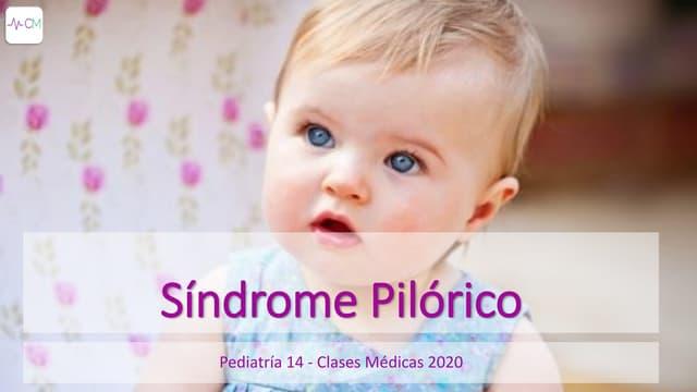 P14 Síndrome Pilórico