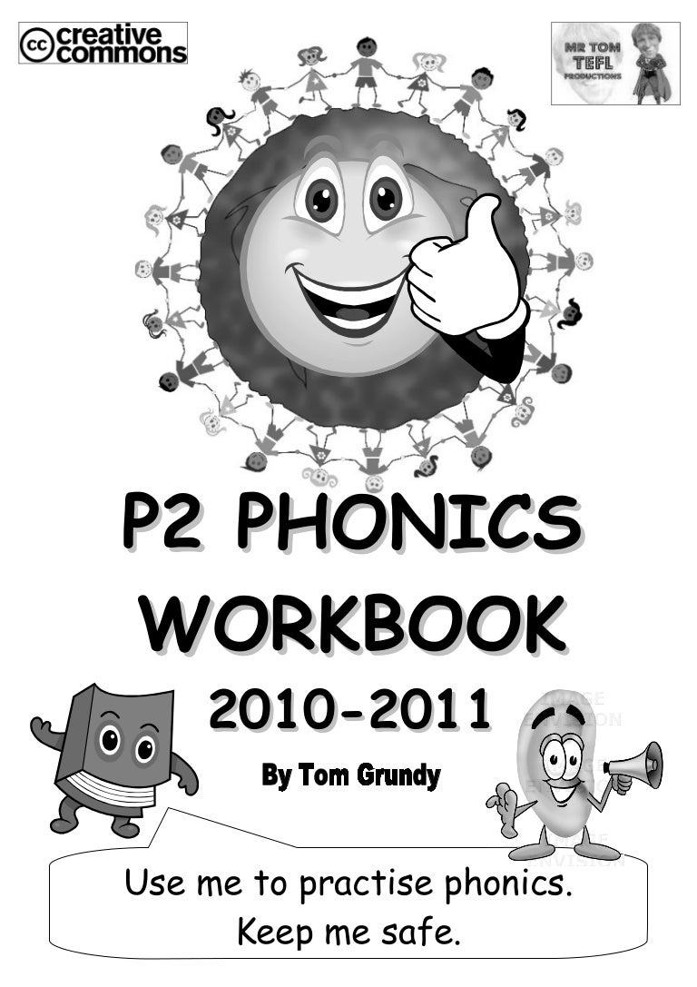 Workbooks jolly phonics workbook 1 free download : Tom's TEFL - P2 Phonics Workbook