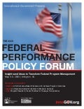 Insights and Ideas to Transform Federal Program Management
