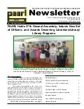 PAARL Newsletter, Jan-Mar 2010