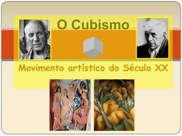 Pablo picasso e o cubismo