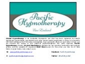Pacific Hypnotherapy - Clinical Hypnosis