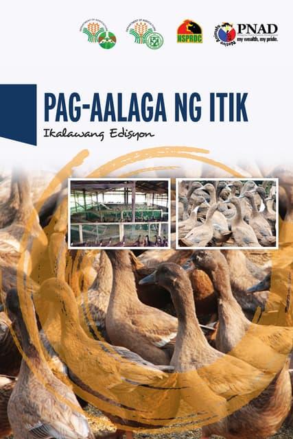 Pag-aalaga ng Itik, Second Edition