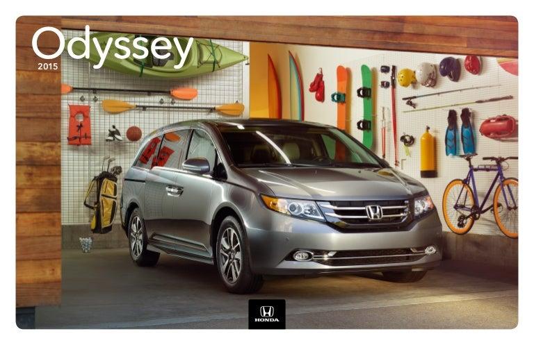2015 honda odyssey brochure jackson ms area honda dealer for Honda dealership jackson ms