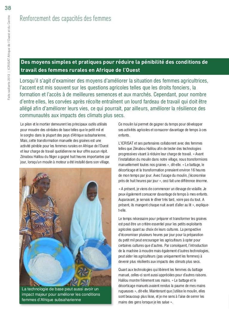 Www Un Temps Pour Elles Com life's less of a grind for west african women (french)