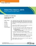 Global Wax Industry 2010: Market Analysis and Opportunities