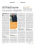 "Opinione: al Friuli serve un ""porto digitale"""