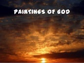 PAINTINGS OF GOD