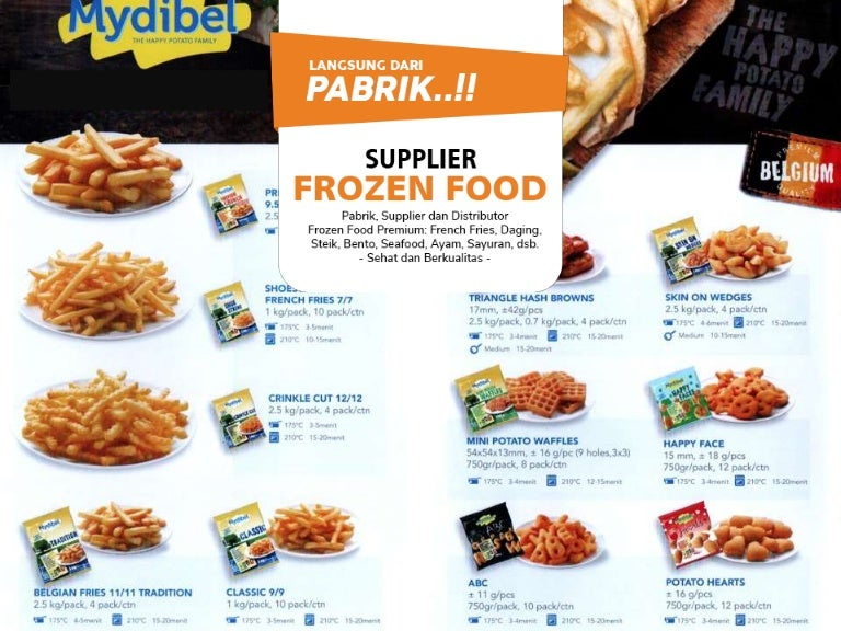 Discount Wa 0813 8370 8324 Makanan Frozen Grosir