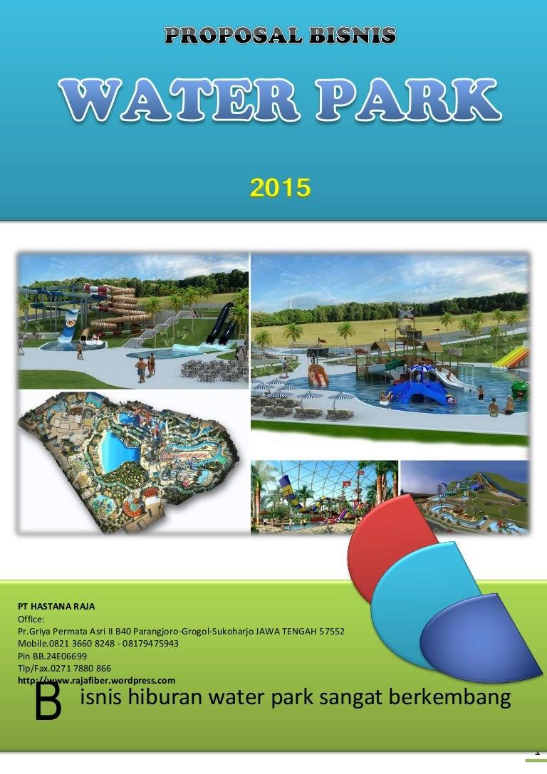 Panduan Dan Konsep Bisnis Water Park 2015 Disertai RAB