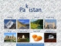 Pakistan by letter K