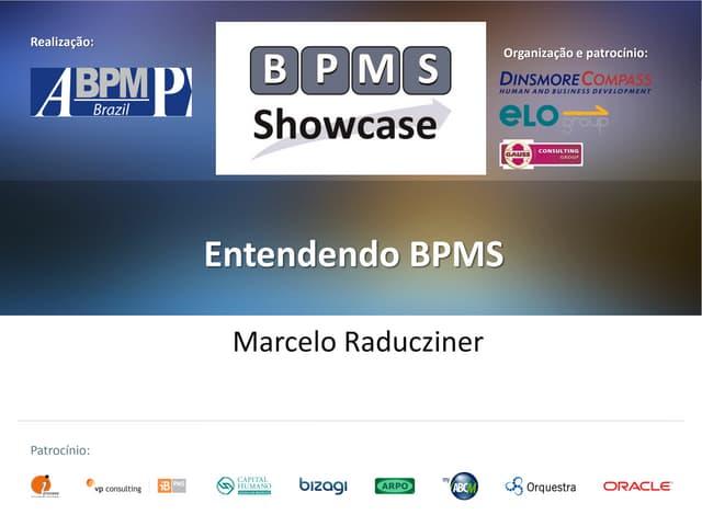 Palestra ABPMP - Entendendo BPMS