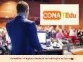 Palestra CONATEDU - Congresso Nacional de Tecnólogias na Educaçāo