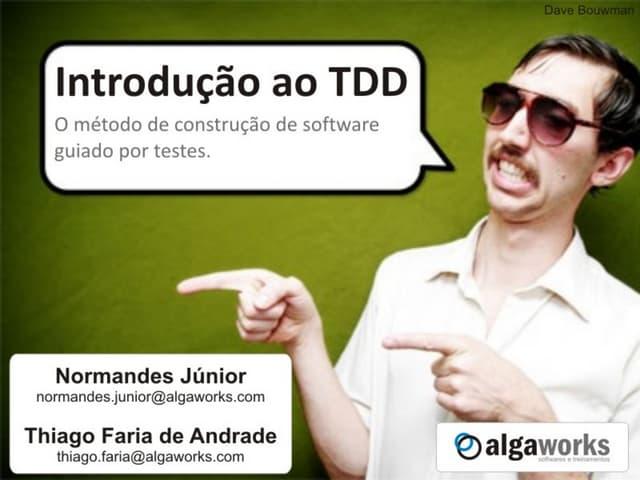 Introdução ao TDD