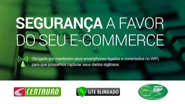 Segurança a favor do seu E-commerce