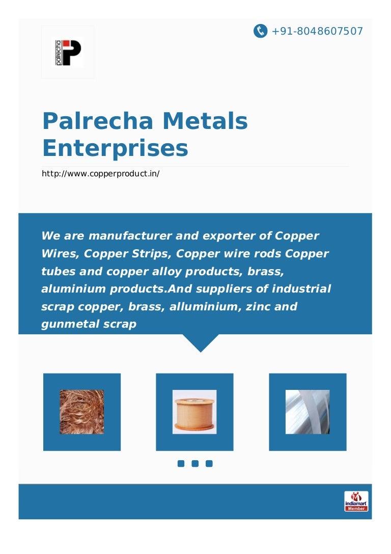 Palrecha metals-enterprises