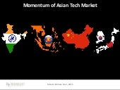 Pan-Asia Tech Market Rising