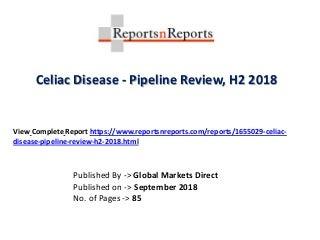'celiac disease' on SlideShare