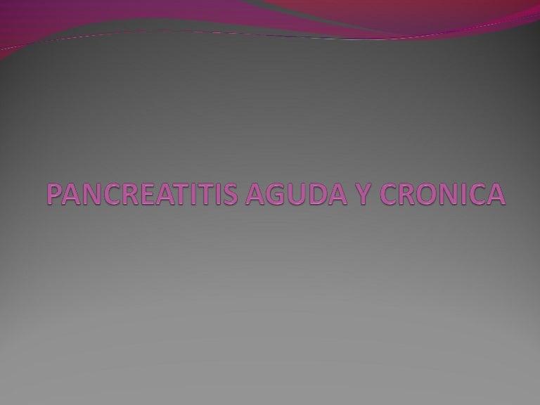 pancreatitis edematosa y diabetes