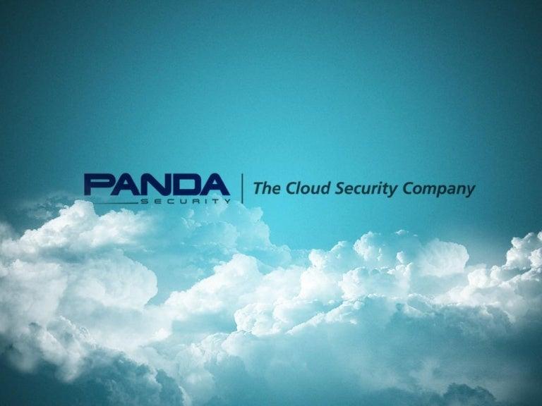 Panda Security Corporate Presentation