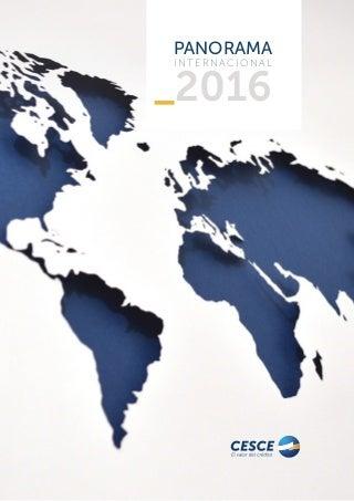 Panorama Internacional 2016