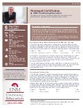 Spring 2014 Paralegal Flyer