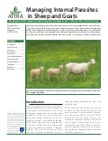 Managing Internal Parasites in Sheep and Goats
