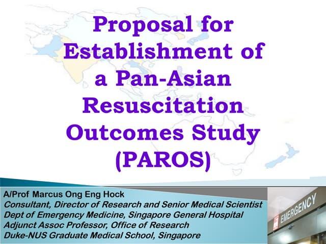 PAROS Proposal