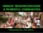 Building Vibrant Communities