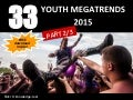 PART 2:  The 33 Youth MegaTrends of 2015