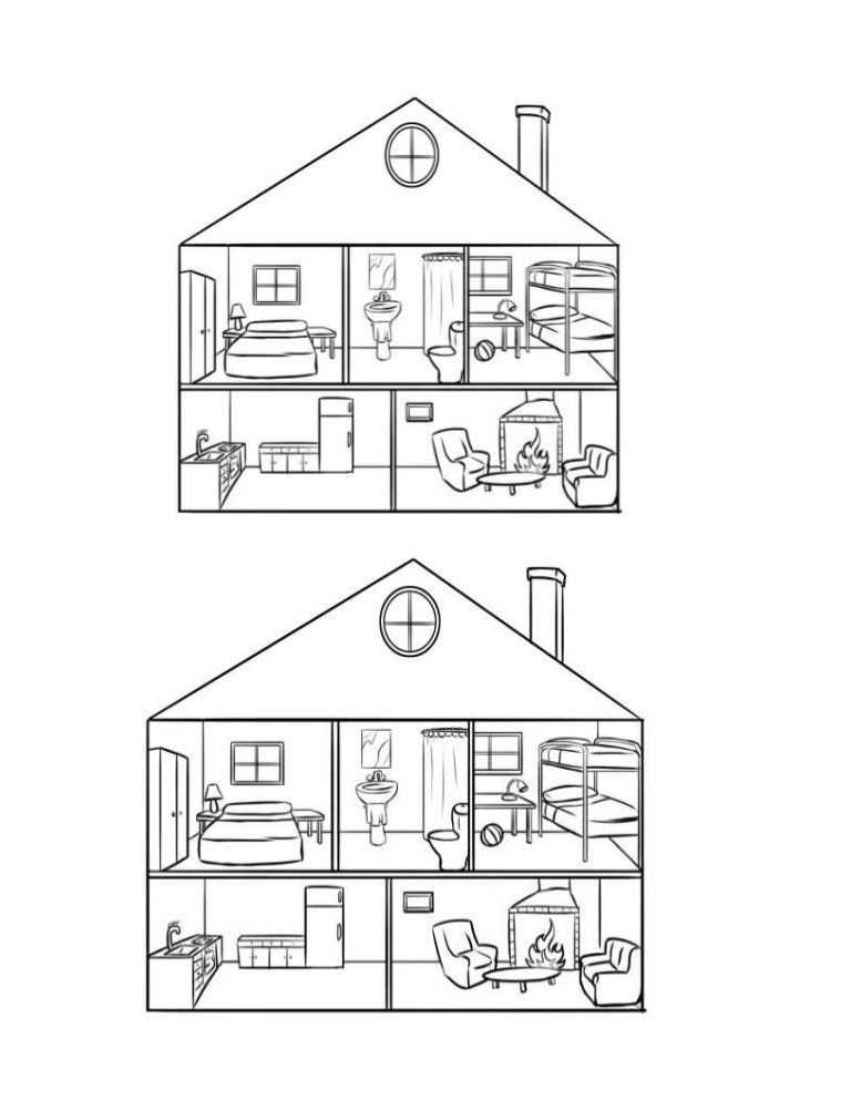 Partes de la casa for Tutto x la casa