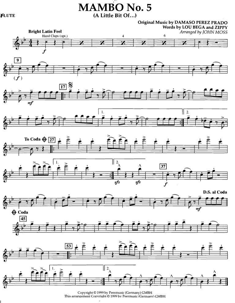partiture per banda