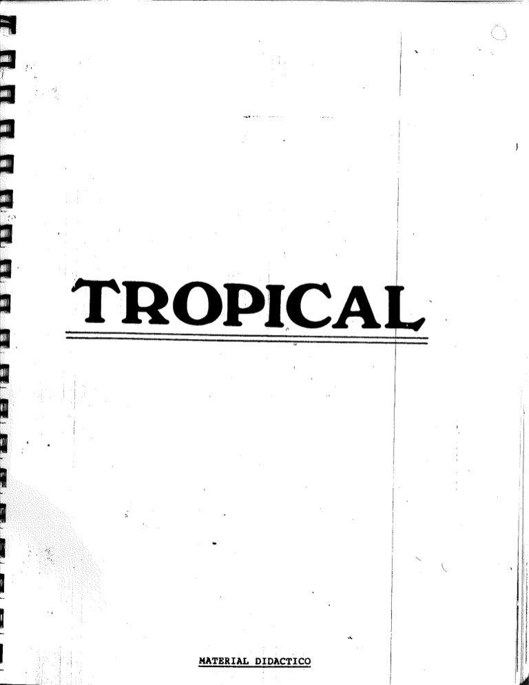 Partituras de musica tropical colombiana