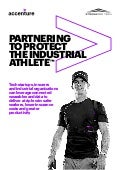 Accenture: Partnering to Protect the Industrial Athlete