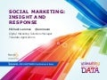 Social Marketing: Insight and Response