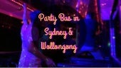 Party Bus in Sydney & Wollongong